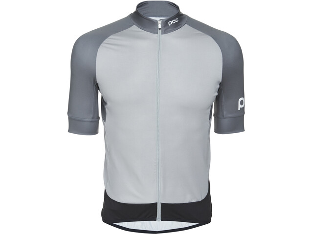 POC Essential Road Jersey Herren francium multi grey